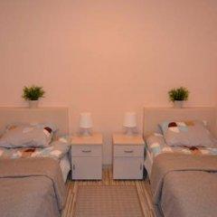 Hostel Gdansk Sun and Sea Стандартный номер с двуспальной кроватью (общая ванная комната) фото 3