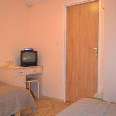 Hostel Gdansk Sun and Sea Стандартный номер с двуспальной кроватью (общая ванная комната) фото 5