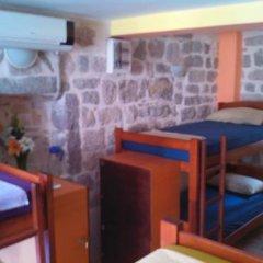Montenegro Hostel B&B Kotor Кровать в общем номере с двухъярусной кроватью фото 17