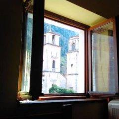 Montenegro Hostel B&B Kotor Кровать в общем номере с двухъярусной кроватью фото 7