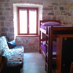 Montenegro Hostel B&B Kotor Кровать в общем номере с двухъярусной кроватью фото 22