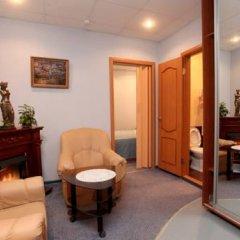 Гостиница Релакс 3* Люкс с различными типами кроватей