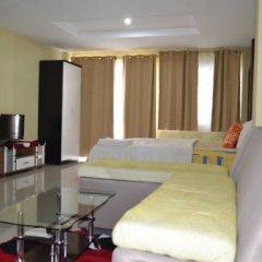 Отель Mkent Guesthouse 2* Номер Делюкс с различными типами кроватей