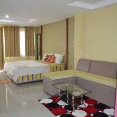 Отель Mkent Guesthouse 2* Номер Делюкс с различными типами кроватей фото 4