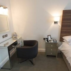 Отель 41 Lancaster Gate Улучшенные апартаменты