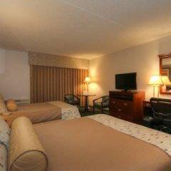 Clarion Hotel Conference Center 3* Стандартный номер фото 7