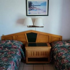 Отель Cabañas Sierra Bonita 4* Стандартный номер с различными типами кроватей фото 4