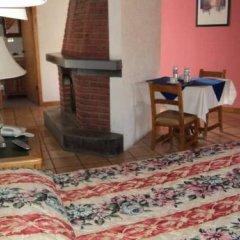 Отель Cabañas Sierra Bonita 4* Апартаменты с различными типами кроватей фото 3