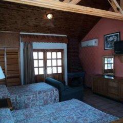 Отель Cabañas Sierra Bonita 4* Стандартный номер с различными типами кроватей фото 2