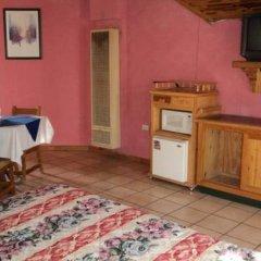 Отель Cabañas Sierra Bonita 4* Студия с различными типами кроватей фото 4