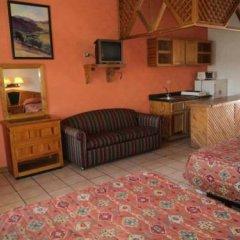 Отель Cabañas Sierra Bonita 4* Коттедж с различными типами кроватей