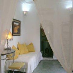 Отель Riad Villa Harmonie 4* Улучшенный номер фото 4