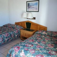 Отель Cabañas Sierra Bonita 4* Стандартный номер с различными типами кроватей