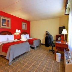 Отель Comfort Inn University Center 2* Стандартный номер с различными типами кроватей фото 3