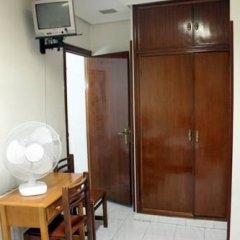 Отель Hostal Faustino Стандартный номер с двуспальной кроватью фото 9