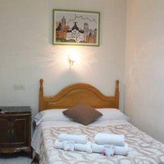 Отель Hostal Faustino Стандартный номер с двуспальной кроватью фото 6