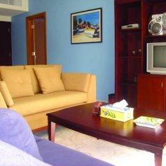 Отель Villa Al Humam Апартаменты с различными типами кроватей фото 5