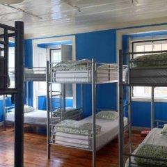 Alface Hostel Кровать в общем номере