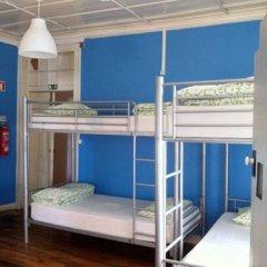 Alface Hostel Кровать в общем номере фото 22