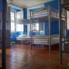 Alface Hostel Кровать в общем номере фото 20
