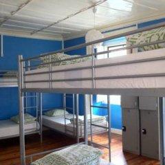 Alface Hostel Кровать в общем номере фото 18