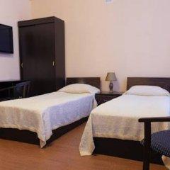 Апарт-Отель Череповец Улучшенный номер с 2 отдельными кроватями фото 5