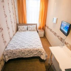 Гостиница Гермес 3* Стандартный номер двуспальная кровать (общая ванная комната)