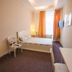 Гостиница Гермес 3* Улучшенный номер двуспальная кровать фото 2