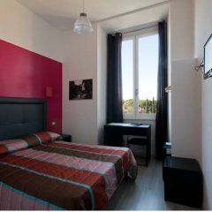 MF Hotel 3* Стандартный номер с двуспальной кроватью фото 5
