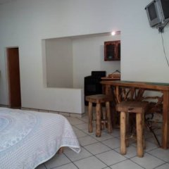 Отель La Cabaña Стандартный номер с различными типами кроватей фото 13