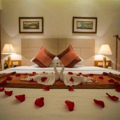 Отель Mingshen Golf & Bay Resort Sanya 4* Стандартный номер с различными типами кроватей фото 8