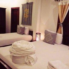 Отель Pangkham Lodge 2* Стандартный номер с различными типами кроватей фото 8