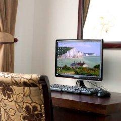 Hanoi Holiday Diamond Hotel 3* Стандартный номер с различными типами кроватей фото 8
