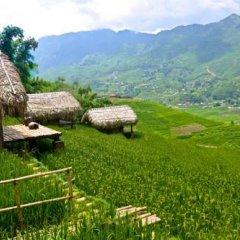Отель H'mong Mountain Retreat 2* Бунгало с различными типами кроватей фото 9