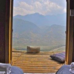 Отель H'mong Mountain Retreat 2* Бунгало с различными типами кроватей фото 10