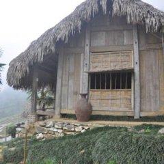 Отель H'mong Mountain Retreat 2* Бунгало с различными типами кроватей фото 11