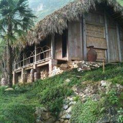 Отель H'mong Mountain Retreat 2* Бунгало с различными типами кроватей фото 4