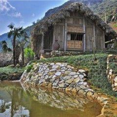 Отель H'mong Mountain Retreat 2* Бунгало с различными типами кроватей фото 2
