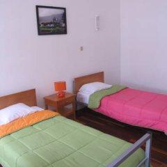 Отель Pousada de Juventude de Ponta Delgada Стандартный номер