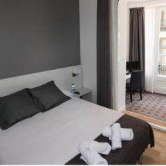 Отель Hostalin Barcelona Gran Via 3* Улучшенный номер с различными типами кроватей фото 4