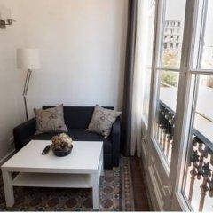 Отель Hostalin Barcelona Gran Via 3* Улучшенный номер с различными типами кроватей фото 2