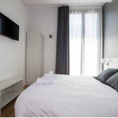 Отель Hostalin Barcelona Gran Via 3* Стандартный номер с различными типами кроватей фото 11