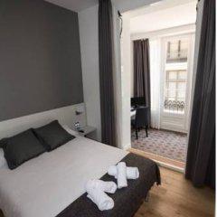 Отель Hostalin Barcelona Gran Via 3* Улучшенный номер с различными типами кроватей фото 7