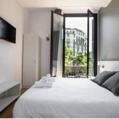 Отель Hostalin Barcelona Gran Via 3* Стандартный номер с различными типами кроватей фото 18
