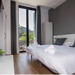 Отель Hostalin Barcelona Gran Via 3* Стандартный номер с различными типами кроватей фото 10