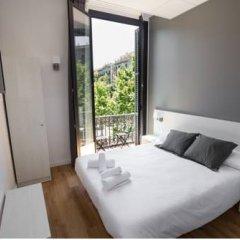 Отель Hostalin Barcelona Gran Via 3* Стандартный номер с различными типами кроватей фото 15