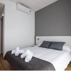 Отель Hostalin Barcelona Gran Via 3* Стандартный номер с различными типами кроватей фото 17