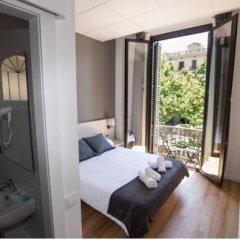 Отель Hostalin Barcelona Gran Via 3* Стандартный номер с различными типами кроватей