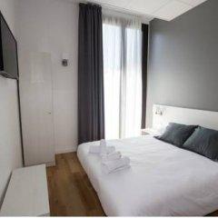 Отель Hostalin Barcelona Gran Via 3* Стандартный номер с различными типами кроватей фото 20
