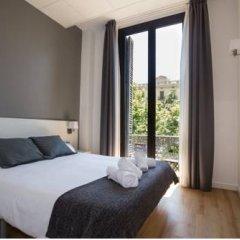 Отель Hostalin Barcelona Gran Via 3* Стандартный номер с различными типами кроватей фото 16